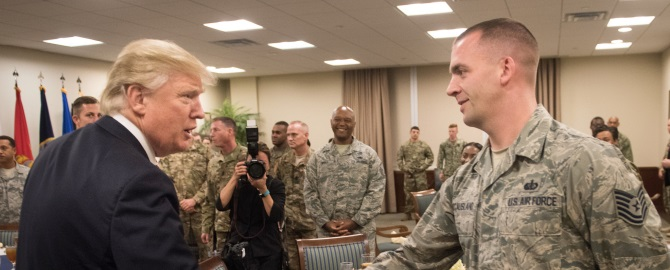 Flickr/CC/Chairman of the Joint Chiefs of Staff
