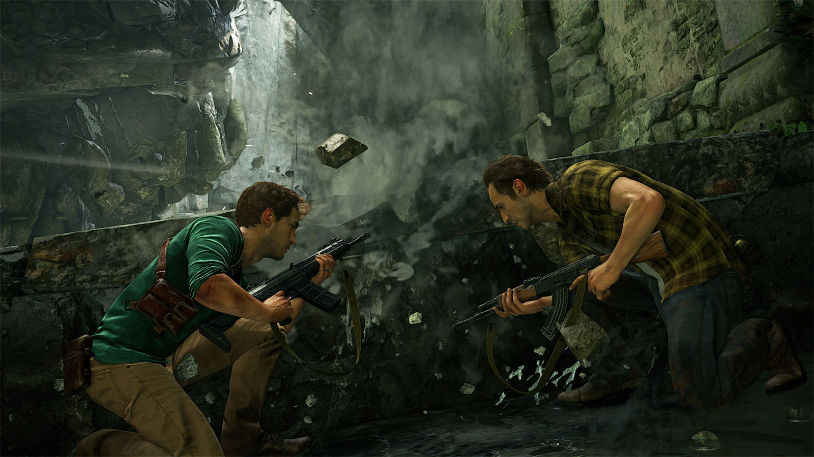 (c)PlayStation - Uncharted 4