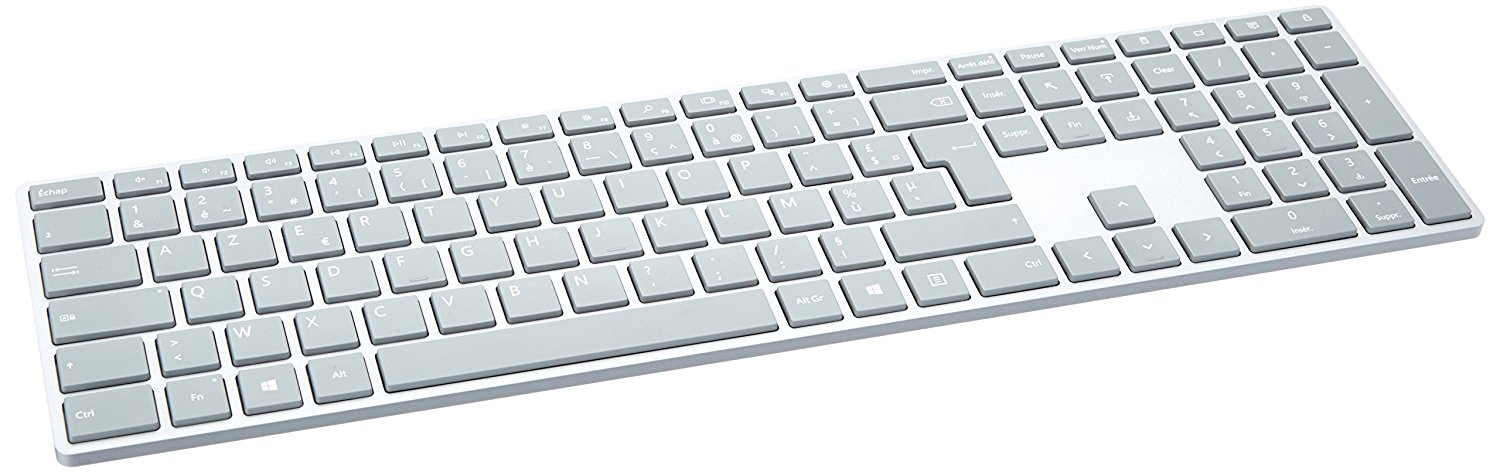 Microsoft - Clavier Surface AZERTY