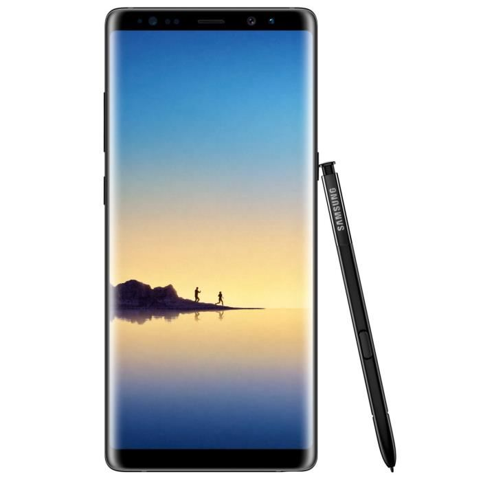 Samsung Galaxy Note8 Noir